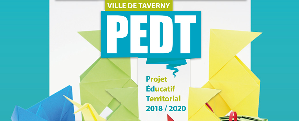 le Plan d'Education Territorial  2018-2020 à Taverny