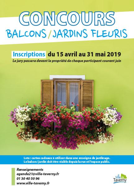 Concours de Jardins et Balcons fleuris | Ville de Taverny