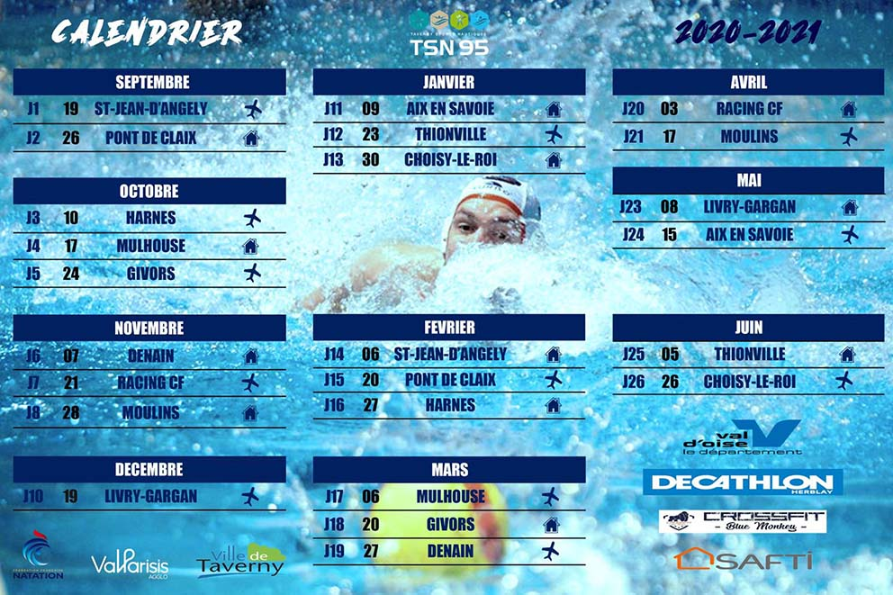 Water Polo Match National 1
