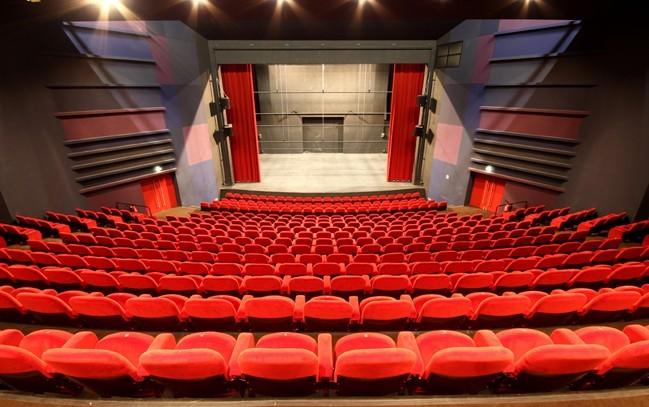 Le th tre madeleine renaud - Theatre de la coupe d or ...