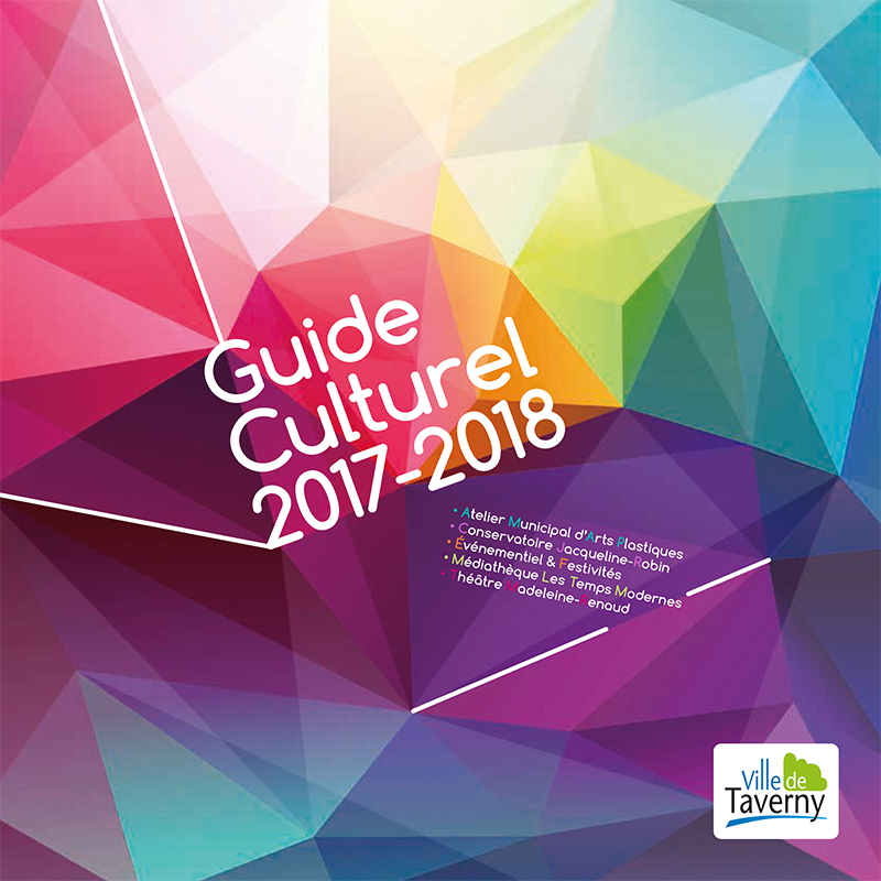 Guide Culturel Taverny 2017 2018